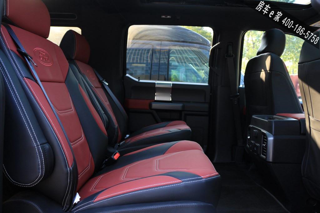房车e家,福特f150越野商务车价格及内饰图片欣赏